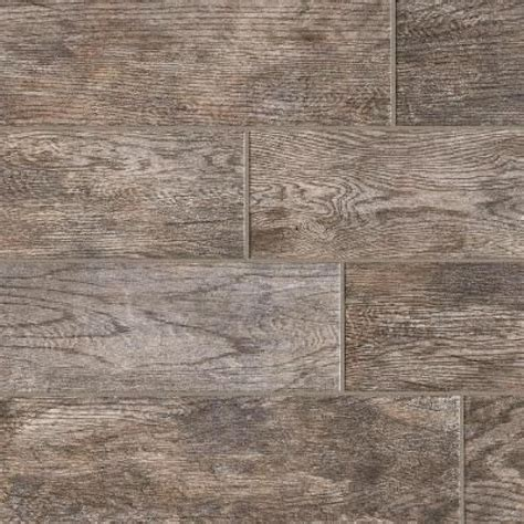 rustic wood look tile marazzi piazza montagna rustic bay wood look 6x24