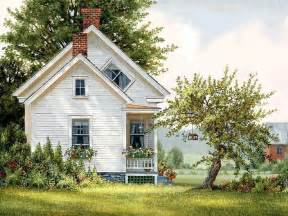 old farm house country living pinterest