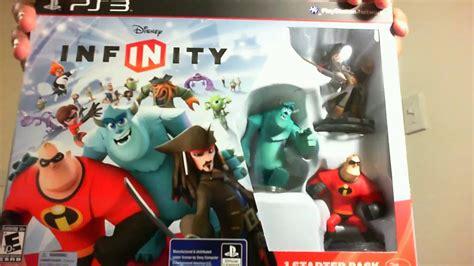 disney infinity starter pack contents disney infinity starter pack unboxing