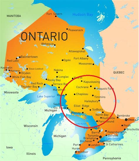 Call Lookup Ontario Northern Ontario Service Psl