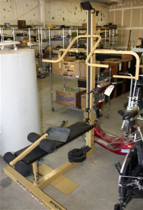 nordic flex gold exercise machine