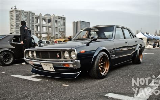 vintage nissan skyline old gtr japan classic pinterest nissan cars
