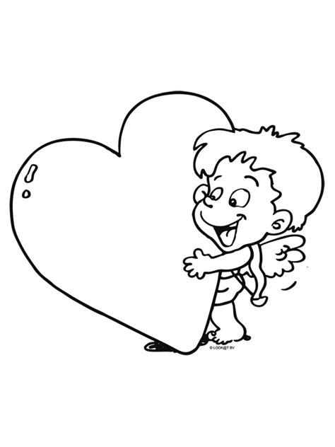 desenho de amor desenhos do para imprimir e pintar