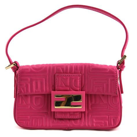 Fendi Woven Tote Supporting American Forests by Fendi Handbags Pink Mysleepyhead Co Uk