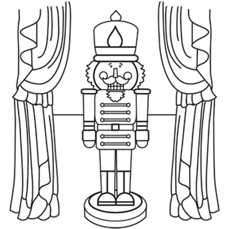 coloring pages for nutcracker nutcracker coloring page free christmas recipes