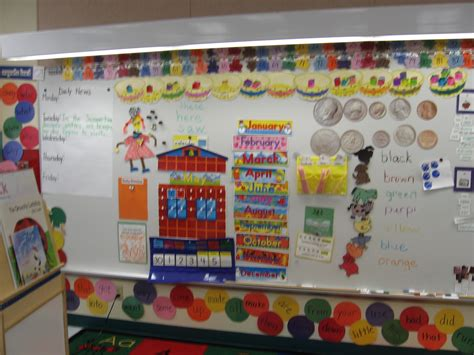 ideas for kindergarten bulletin board idea for calendar time bulletin boards anchor c