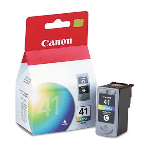 Cartridge Canon 41 Color canon cl 41 color ink cartridge