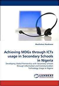 what is the valid zip code for nigeria pls help achieving mdgs through icts usage in secondary schools in