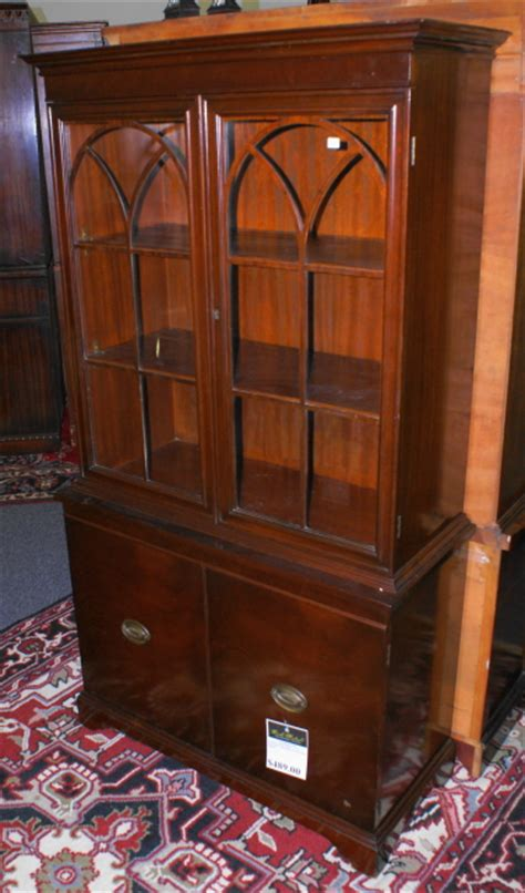 two door mahogany china cabinet for sale antiques