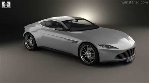 aston martin db10 2015 by 3d model store humster3d