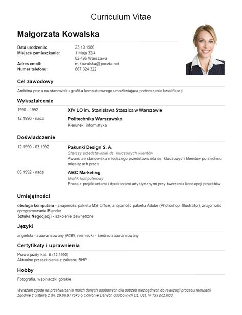 Resume Curriculum Vitae by Curriculum Vitae Fotolip Rich Image And Wallpaper