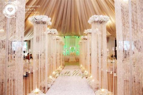 pearl themed events bn wedding decor great gatsby wedding in nigeria by red