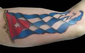 cuban flag tattoos net badass tattoos pinterest