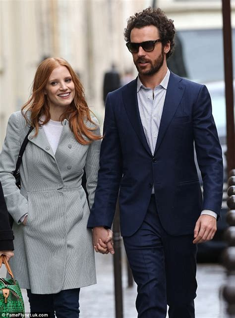 What Is Dapper Day by Jessica Chastain S New Romance With Boyfriend Gian Luca