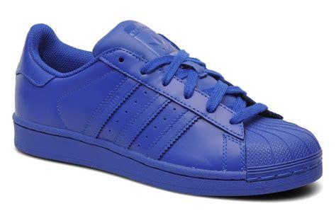 Adidas Fullcolor adidas originals superstar supercolor w bleu baskets