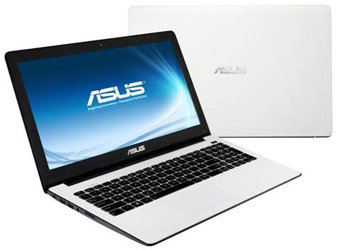 Laptop Asus White asus x502 white laptop used ebay