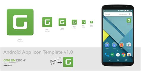 android icon size android app icon template resources affinity forum