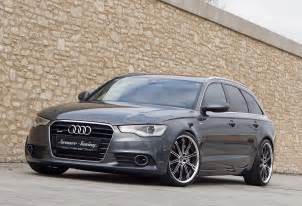 best automobile 2013 senner tuning audi a6 avant