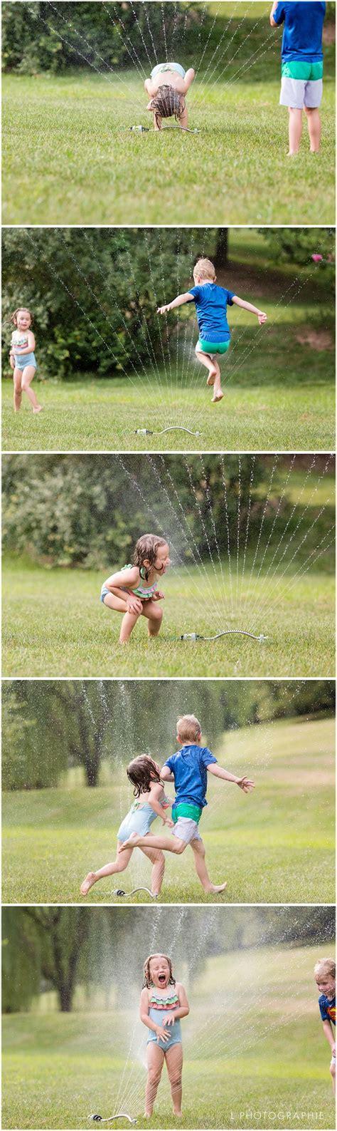 backyard sprinkler backyard sprinkler fun by kristie st louis family l