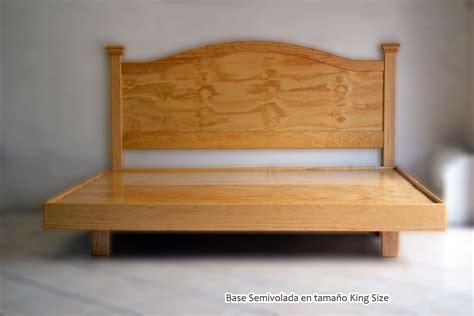 camaslacruz com 187 bases de madera