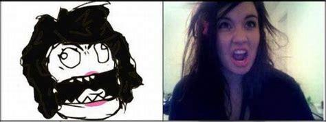Meme Faces Girl - girl meme face