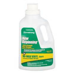 armstrong 174 new beginning 174 cleaner wax remover floor