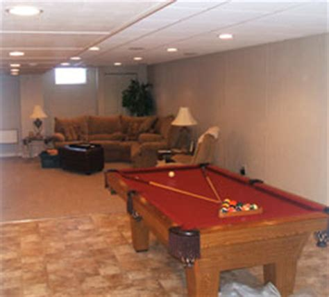basement finishing cost pricing how much does it cost