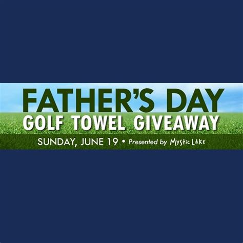 Free Golf Giveaways - father s day golf giveaway visit shakopee