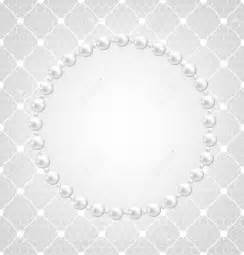 Lace and pearls clipart clipartfest