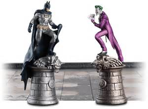 Cool Chess Sets dc chess collection comic heroes eaglemoss