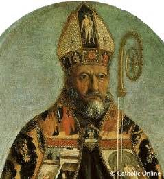Of St Augustine Saints That Influenced Me Augustine Of Hippo The