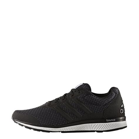 adidas mens lightster bounce black adidas running shoes