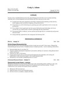 resume headline for area sales manager