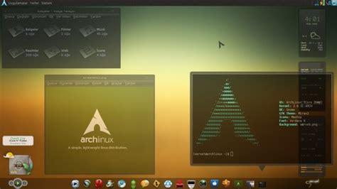 archlinux gnome themes extras 16 best linux desktop customization 3 tux planet