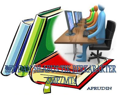 Referensi Rumus Fisika Matematika Smp By Endro W F rpp dan silabus tik smp mts berkarakter kelas 7 8 dan 9