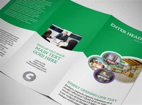 Luxury Brochure Template by Luxury Real Estate Tri Fold Brochure Template