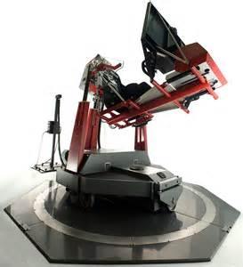 simulator stuhl chair for flight simulator table