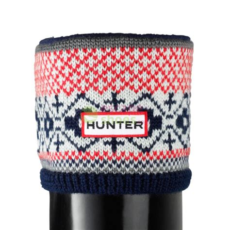 pattern for socks for hunter boots socks hunter s25314 fairisle pattern cuff wellys socks