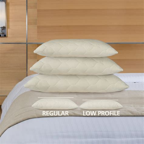 Low Profile Pillow by Natura Ultimate Low Profile Pillow Soma Organic