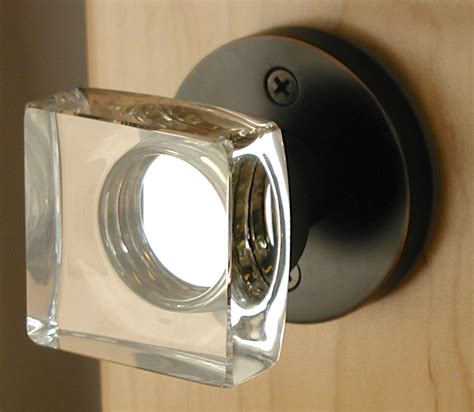 Glass Closet Door Knobs Emtek Square Door Knob