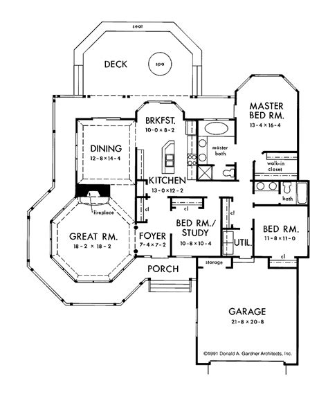 One Story Mansion Floor Plans by High Resolution House Plans 1 Story 6 One Story