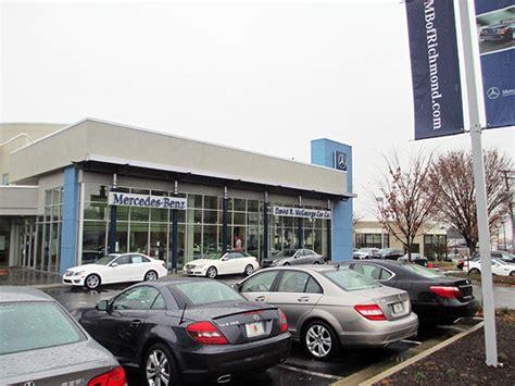 Mcgeorge Mercedes by Local Luxury Car Dealer Changes Gears Richmond Bizsense
