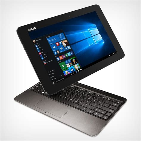 Laptop Asus Transformer Touchscreen asus transformer book t100ha c4 gr 10 1 inch 2 in 1 touchscreen laptop mint ebay