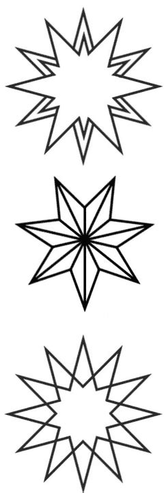 simple star tattoo designs gallery for gt simple sketches