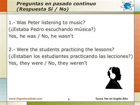 2 9 pasado continuo oraciones afirmativas negativas y - Preguntas En Presente Perfecto En Ingles Afirmativas Negativas Y Interrogativas