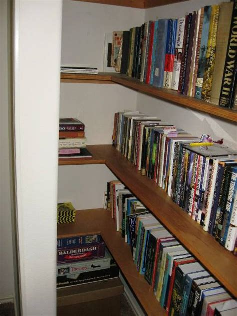 Library Closet by Handy Ma Ams Gallery