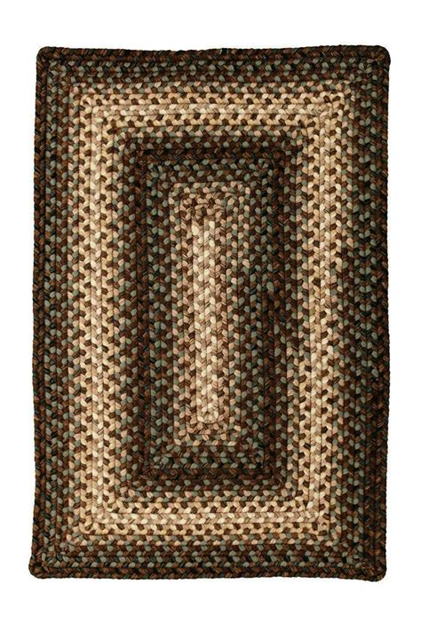 Braided Outdoor Rugs Driftwood Braided Indoor Outdoor Rug Cottage Home 174
