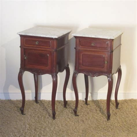 vintage bedside table antique bedside cabinet antique furniture