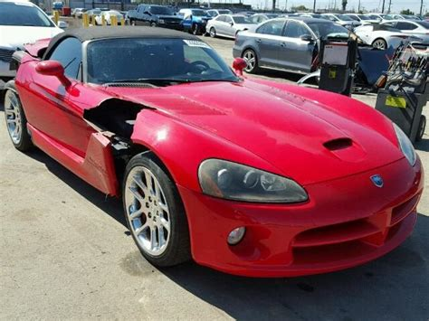 where to buy car manuals 2003 dodge viper spare parts catalogs auto auction ended on vin 1b3jr65z33v500506 2003 dodge viper in ca los angeles