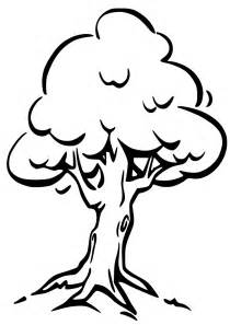 Clip Tree Outline by Clip Tree Outline Clipart Best